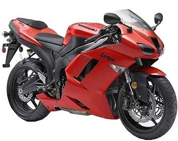 Buy Maisto 1 12 Kawasaki Ninja Zx 6r Diecast Scale Bike Online At