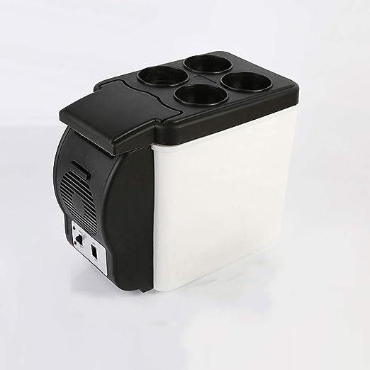 YQ&TL Refrigerador para automóvil Mini refrigerador para automóvil ...