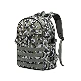 QP Fashion Trend Backpack/Game with The Same Backpack/Outdoor Leisure Backpack (Color : A)