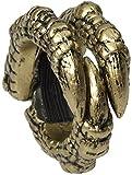 Medieval Fantasy Warrior Game of Thrones Dragon Claw Cuff Bracelet
