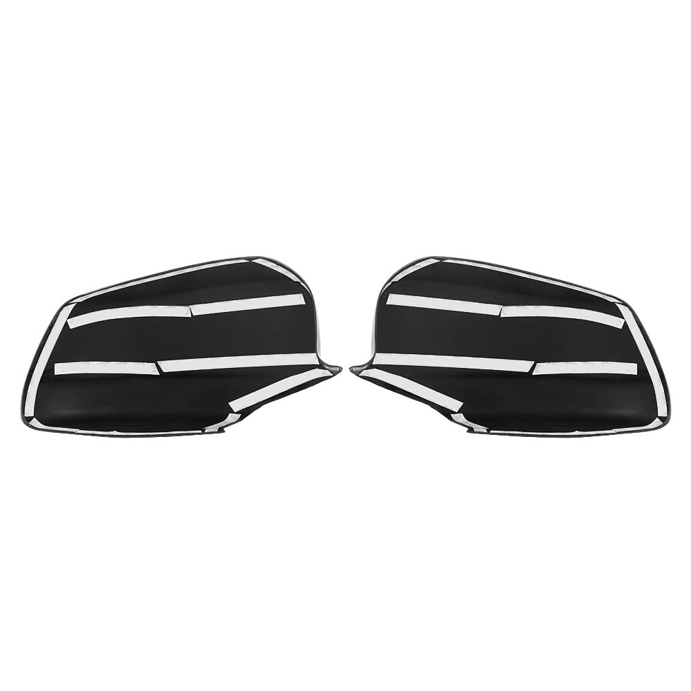 KIMISS 1 Pair of Carbon Fiber Rear View Mirror Cover for BMW 5 Series F10/F11/F18 Pre-LCI 11-13 by KIMISS (Image #9)