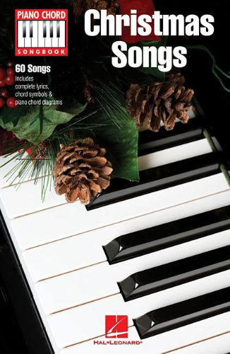 Christmas Songs (Piano Chord Songbook)
