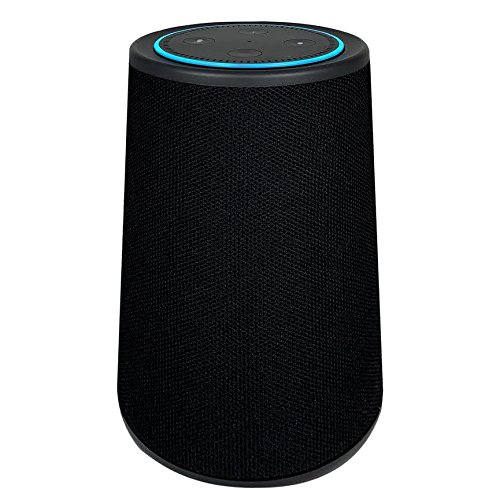 Echo Dot Docking Station - Cordless & Rechargeable Docking Speaker for Amazon Echo Dot (2nd Gen) - 10 Watts - Amplify and Enhance Dot- Improved Range & Clarity - Echo Dot Sold Separately
