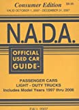 N.A.D.A. Official Used Car Guide: Passenger Trucks, Light-Duty Trucks (NADA Official Used Car Guide: Consumer Edition)