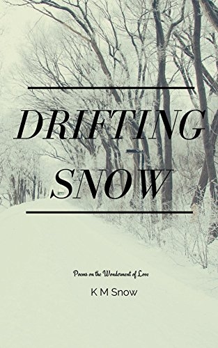 drifting snow: