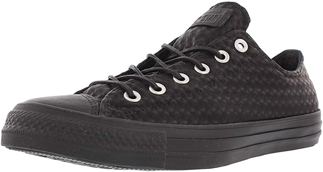 Star Craft Leather Ox Faux, Black