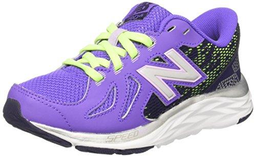 Baskets purple Balance Mixte New Violet Basses 790v6 Enfant qT6vaEF