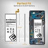 Galaxy Note 9 Battery,[Upgraded] 4200mAh Li-Polymer