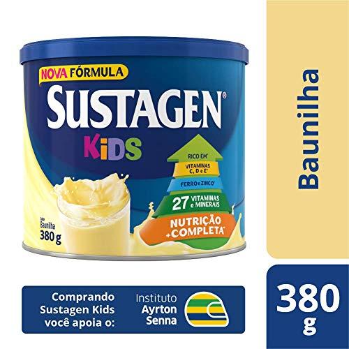 Sustagen Kids 380G Baunilha, Sustagen Kids