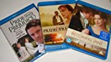 Pride & Prejudice (Blu-ray) 3-Pack: (1995) 2-Disc Special Edition Pride & Prejudice (2005) Pride & Prejudice -Keira Knightly & (2007) Becoming Jane - Anne Hathaway