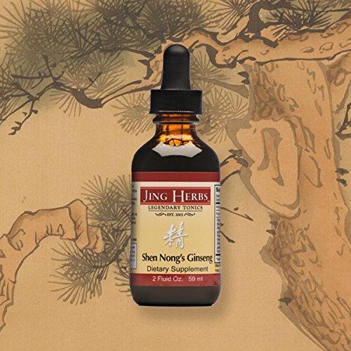 Jing Herbs Shen Nong'S Ginseng 2 Oz. by Jing Herbs