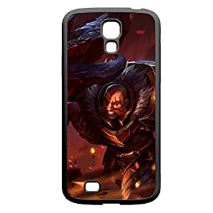 Braum-002 League of Legends LoL For Case Ipod Touch 4 Cover Hard Black