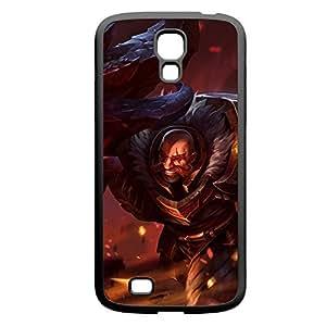 Braum-002 League of Legends LoL Samsung Galaxy S5 I9600/G9006/G9008 Rubber Black
