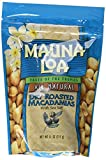 Mauna Loa Dry Roasted With Sea Salt Macadamia Nuts, 11-Ounce Package (Pack of 12)