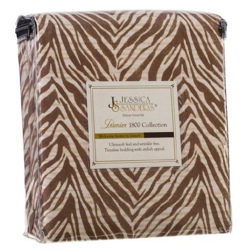 Zebra Animal Print Duvet - 7