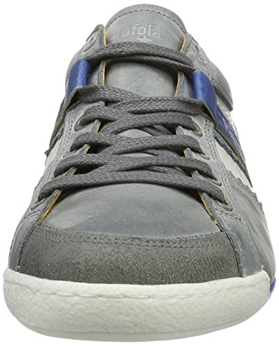 Pantofola dOro Savio Romagna Low, Sneaker Uomo Grau (Gray Violet)
