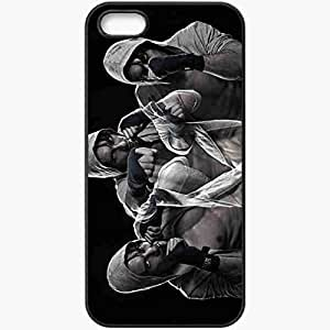 Personalized iPhone 5 5S Cell phone Case/Cover Skin 37592 Black