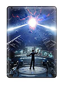 Hot New Arrival Ipad Air Case Ender's Game 2013 Case Cover 9486900K20588677
