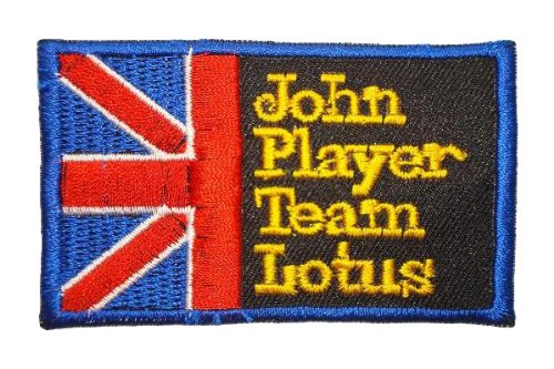 John Player Team Lotus RACING Vintage F1 Ayrton Senna for sale  Delivered anywhere in USA