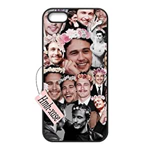 DIY Cover Case for iPhone 5,iPhone 5s w/ James Franco image at Hmh-xase (style 8)