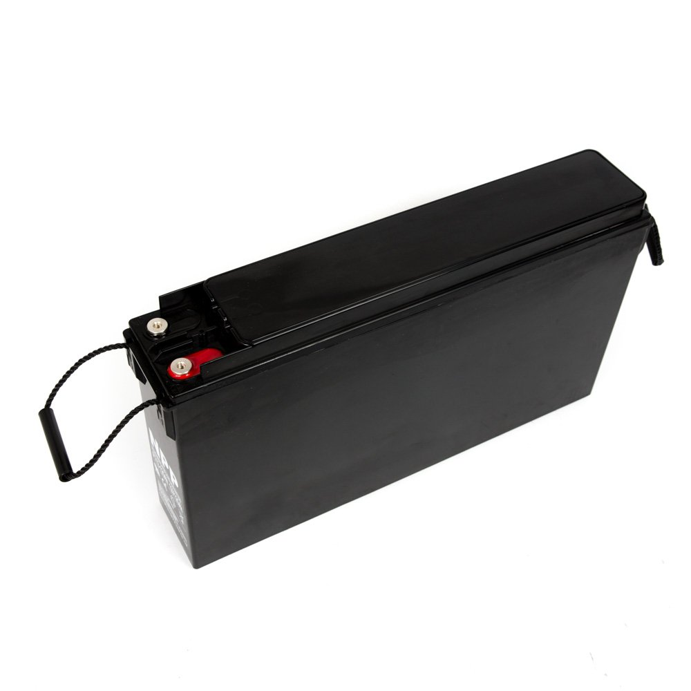 NPP FT12-125Ah Front Access Telecom Deep Cycle 12V 125 Ah Battery with Button Style Terminals by NPP (Image #2)