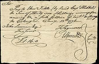Amazon.com: Chief Justice Oliver Ellsworth - Manuscript ...