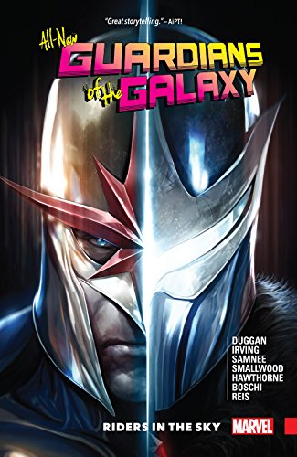 All-New Guardians Of The Galaxy Vol. 2: Riders In The Sky (All-New Guardians Of The Galaxy (2017-2018)) cover