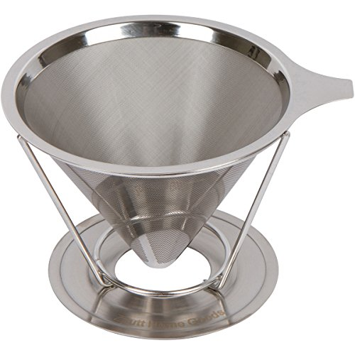 Stainless Coffee Dripper Reusable Permanent product image