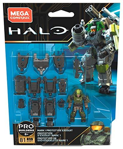 Mega Construx Halo Mark I Prototype Exosuit