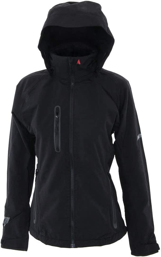Breathable Waterproof Sprayproof Musto Womens Corsica BR1 Yacht Sailing and Boating Coat Jacket Black