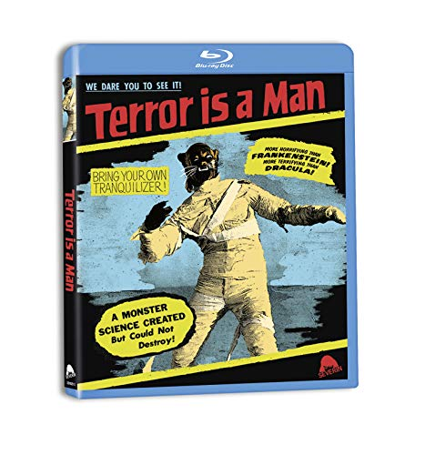 Terror Is A Man [Blu-ray] (Tiago Place)