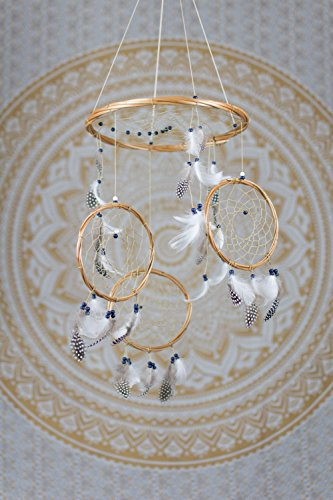 large-navy-and-white-dream-catcher-mobile-12-30cm-diameter-white-dreamcatcher-mobile-bohemian-dream-