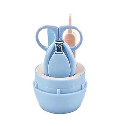 LUFA 4pcs / set de uñas Nail Trimmer bebé recién nacido del niño Conjunto Tijeras bebé Clipper archivos de Uñas Manicura