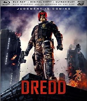 Dredd on 3D Blu-ray