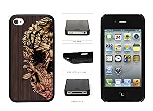 Diy design iphone 6 (4.7) case, Floral valuable Peace Dove Black Stripes dyspepsia On White Plastic Phone Case Back use Cover For Apple iPhone orange 46