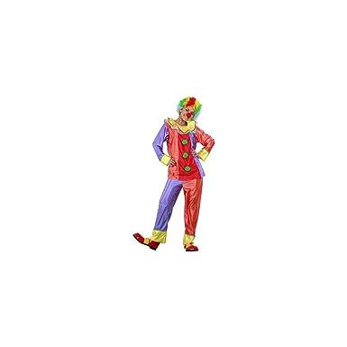 Boys Toys - Disfraz payasa adulto talla: Amazon.es: Ropa y accesorios