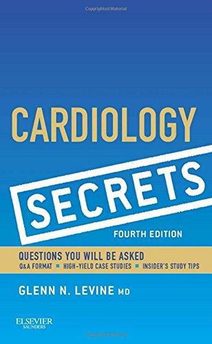 Cardiology Secrets, 4e