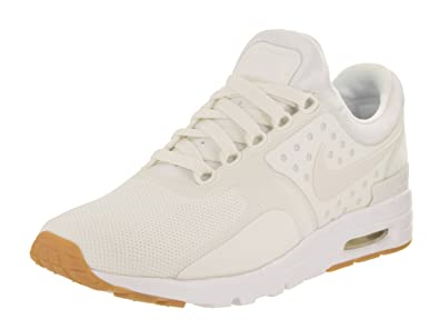 best website 44bd0 1d4dd Image Unavailable. Image not available for. Color  NIKE Women s Air Max  Zero Sail Sail Gum Light Brown ...