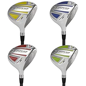 Young Gun ZAAP Junior Kids Right Hand Golf Club #3 Fairway Woods from Young Gun