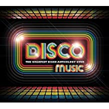 Disco Music-the Greatest Disco Anthology Ever