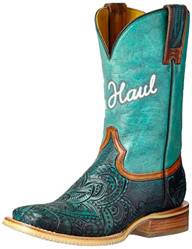 Tin Haul Shoes Women's Paisley Too Western Boot