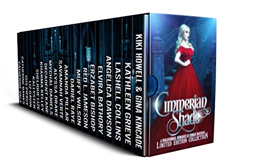 Cimmerian Shade: A Limited Edition Paranormal Romance & Urban Fantasy Collection - Elvira The Witch
