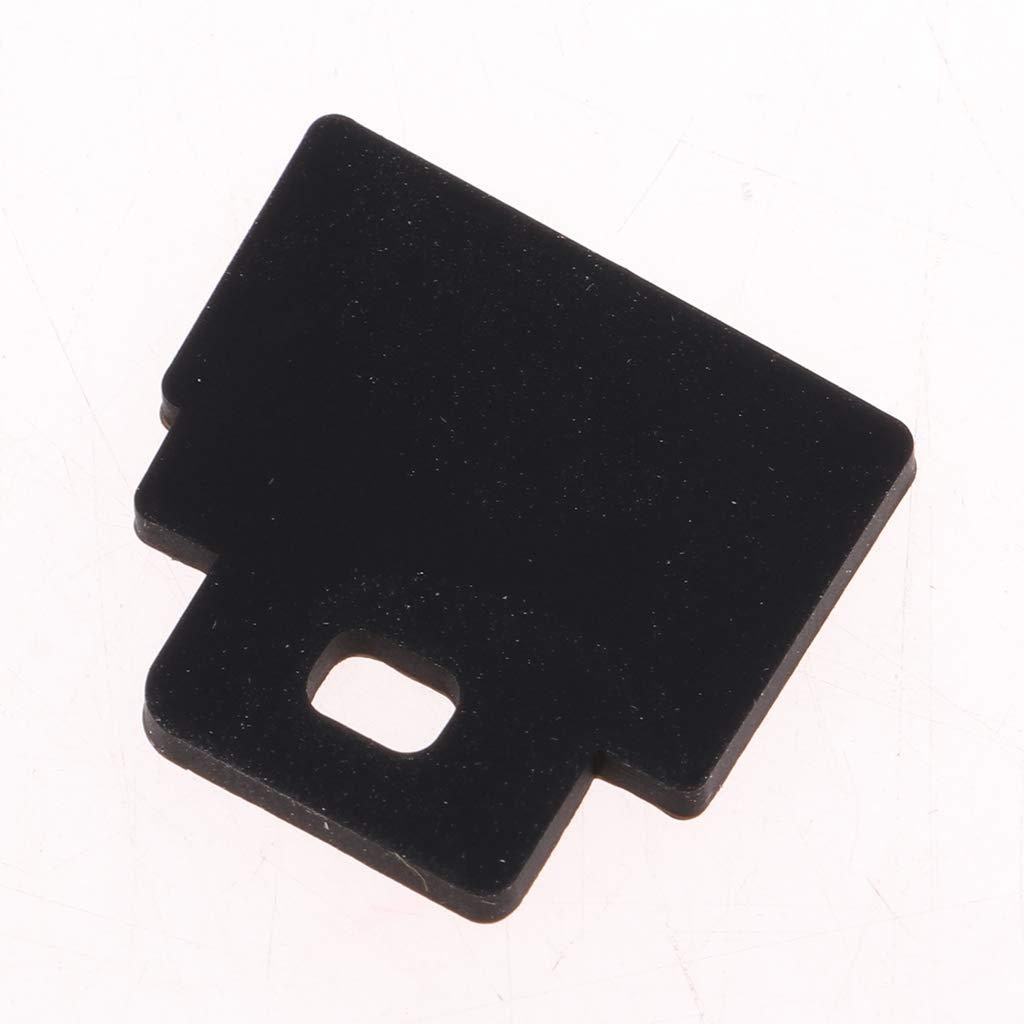 Baoblaze Solvent Wiper für Dx4 Printhead Inkjet Printers Roland Mutoh Mimaki