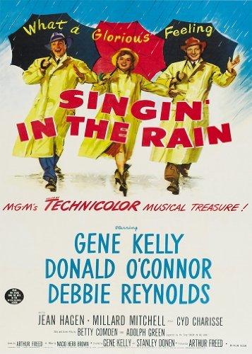 Vintage Singin In The Rain Gene