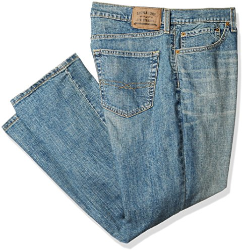 Signature by Levi Strauss & Co. Gold Label Mens Athletic Jean