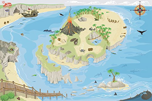 Le Toy Van 41258 Pirate Play Mat