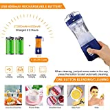 Portable Personal Blender for Smoothie and Shakes