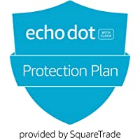 1-Year Accident Protection Plan for All New Echo Dot 4th Gen w/clock