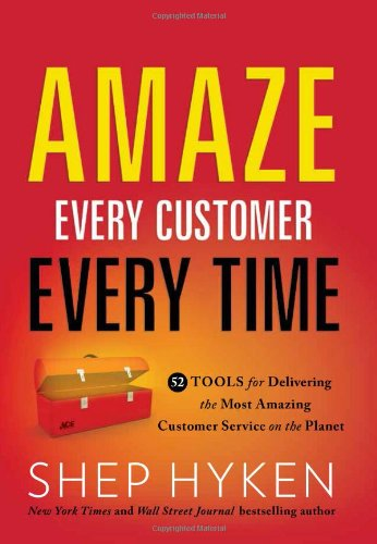You must deliver an amazing customer experience. Why? It is the competitive edge of new-era business--in any market and any economy. Renowned customer experience expert Shep Hyken explains how consistently amazing customers through stellar service ca...