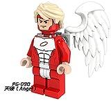 X-Men Apocalypse Minifigures Storm Wolverine Daken Archangle Magneto Angel Nightcrawler Bricks Kid Toys Gift